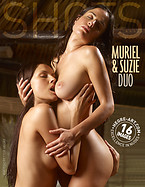 Muriel and Suzie duo