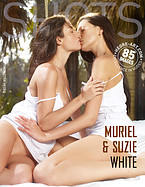 Muriel and Suzie white