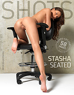 Stasha seated