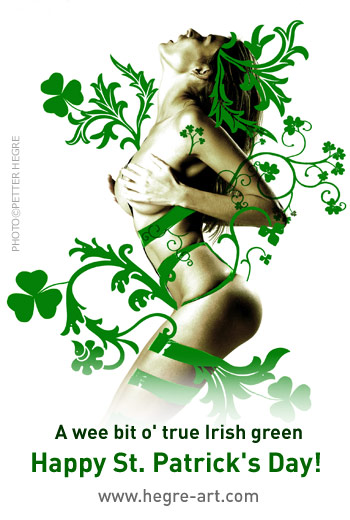 E-Card: St. Patricks Day Ecard