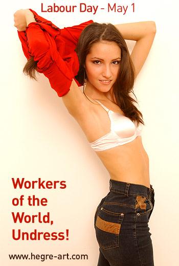 Eカード: 労働の日 Eカード