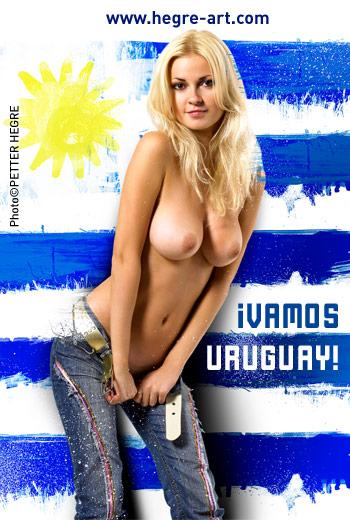 E-Karte: FIFA Weltmeisterschaft 2010 Uruguay E-Karte