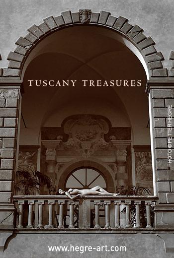 Postal-E: Tesoros de la Toscana Postal