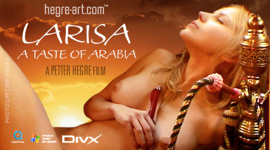 Larisa: A Taste of Arabia