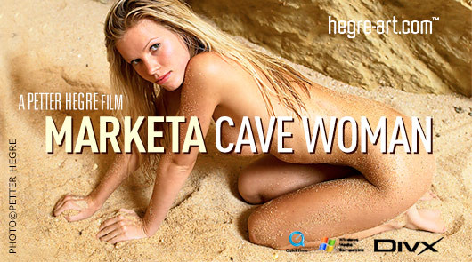 Marketa cave woman