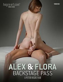 Alex And Flora Backstage Pass