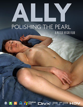 Ally Polishing The Pearl