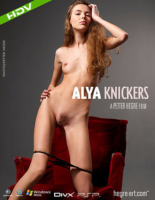 Alya Petites culottes