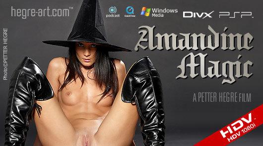 Amandine Magie