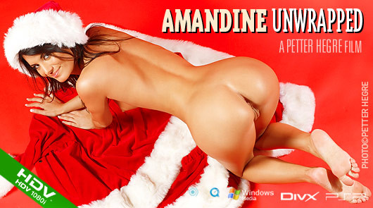 Amandine - Unwrapped