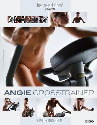 Angie entrenadora de cross