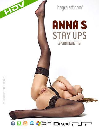 Anna S Bas jarretières