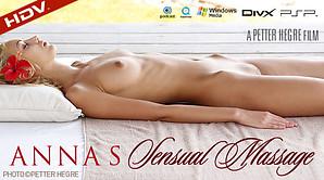 Anna Massage sensuel