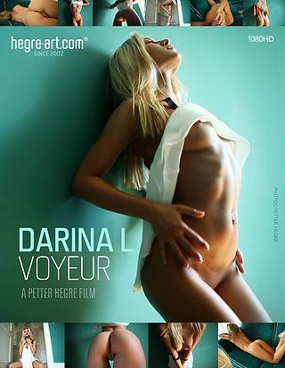 Darina L voyeur