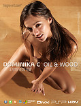 Dominika C oil and wood
