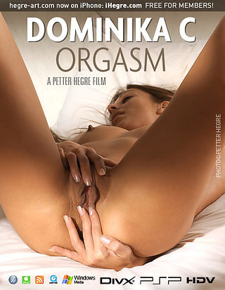 Dominika C Orgasmus