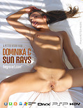 Hegre's nude girls – Dominika C Sun Rays