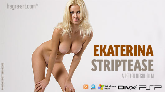 Ekaterina Striptease