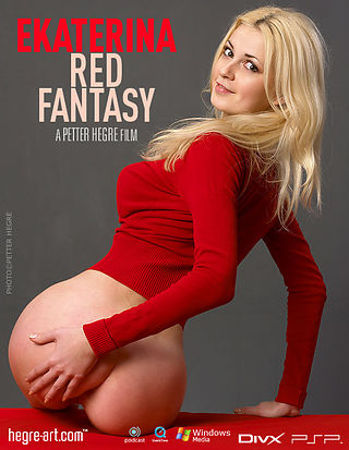 Ekaterina Fantasme du rouge
