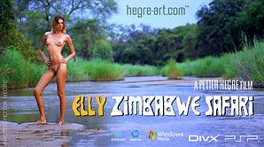 Elly - Safari au Zimbabwe