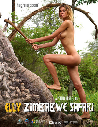 Elly - Safari in Zimbabwe
