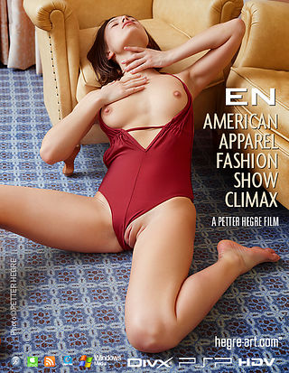En, American Apparel Fashion Show Climax
