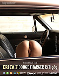 Erica F  Dodge Charger 1969