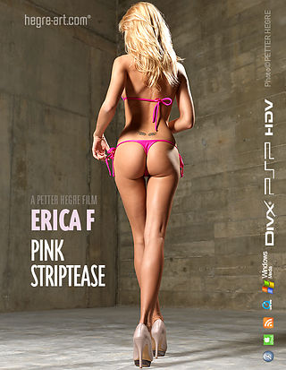 Erica F Striptease Rose
