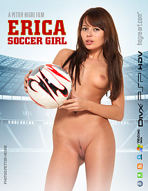 Erica Soccer Girl