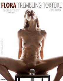 Flora Erschütternde Folter
