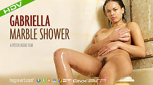Gabriella Marble Shower