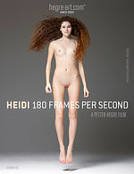 Heidi 180 Frames Per Second