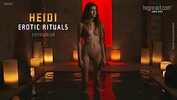 Heidi rituels érotiques