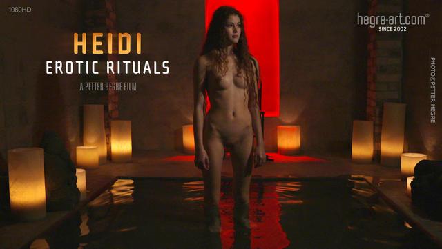 Heidi Erotic Rituals