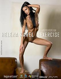 ヘレナ・カレル セクササイズ
