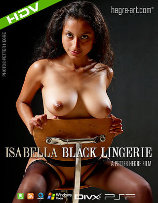 Isabella Schwarze Wäsche