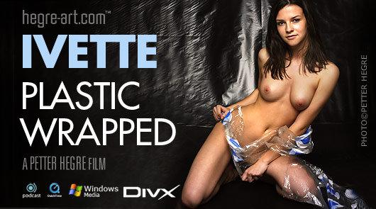 Ivette Sac en plastique