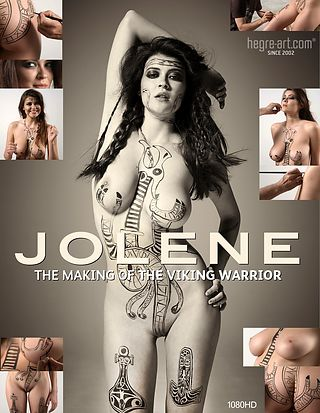 Jolene - The Making of the Viking Warrior