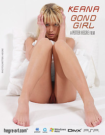 Keana Bond Girl