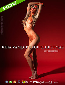 Kira Vampira Navideña