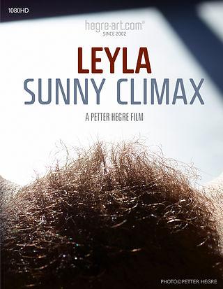 Leyla réjouissance ensoleillée