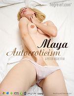 Maya Autoeroticism