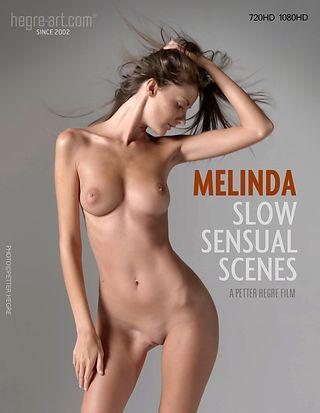 Melinda lentas escenas sensuales