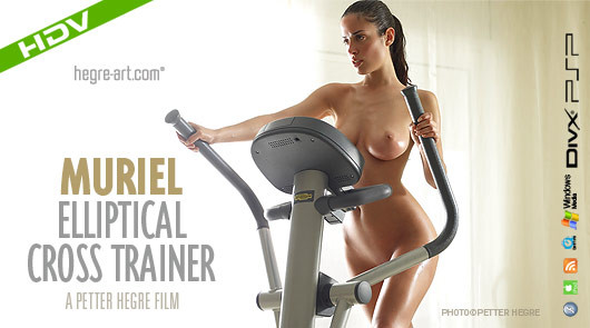 Muriel Cross trainer elliptique