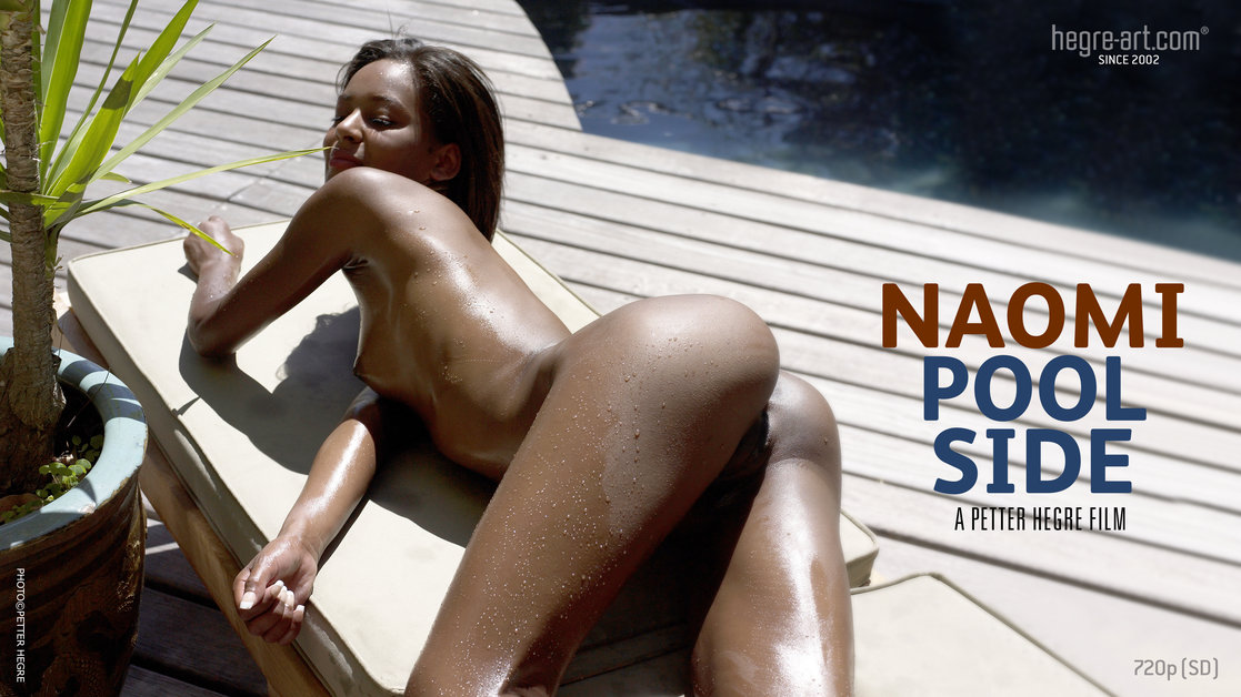 Naomi Bord de piscine