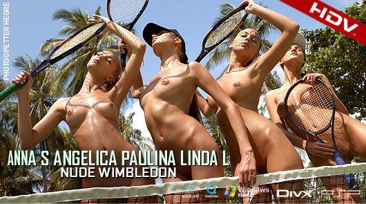 Wimbledon al Desnudo