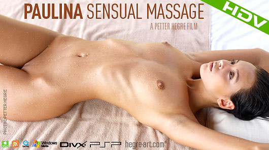 Paulina Sinnliche Massage
