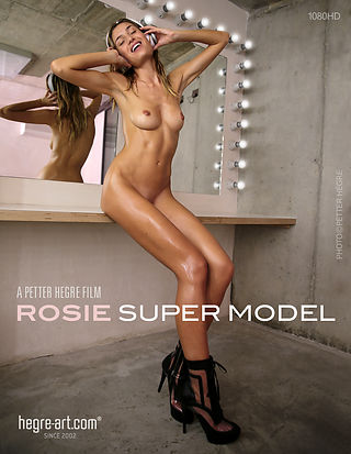 Rosie super modelo