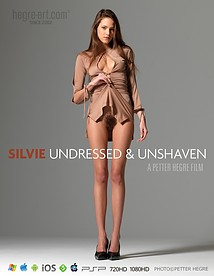 Silvie Undressed And Unshaven