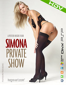 Simonas Private Show